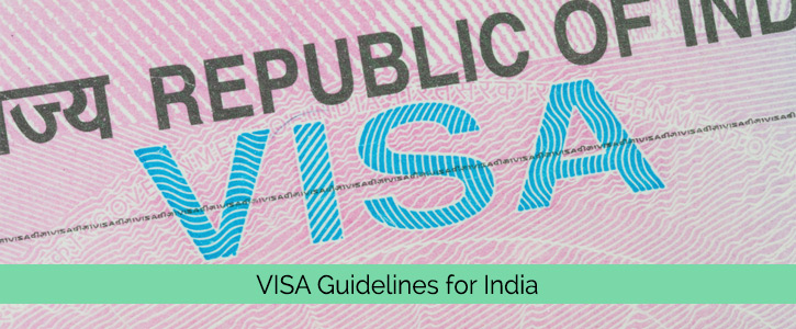 Medical Visa to India